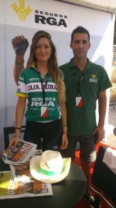 Fátima y Alberto