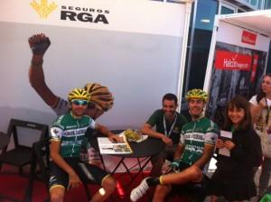 Ciclistas Caja Rural-Seguros RGA