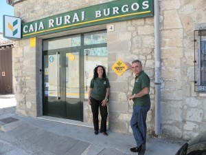 Voluntarios RGA en Burgos