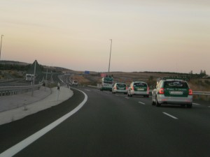 Caravana del Equipo