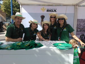 Voluntarios RGA