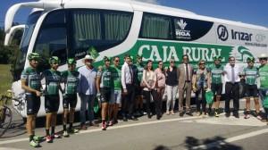 Equipo Caja Rural-Seguros RGA y Bantierra