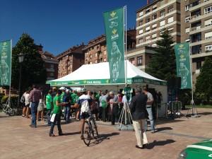 Fan Zone Oviedo
