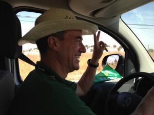 Conductor de la Caravana