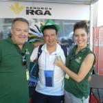 Así vivimos una etapa de la Vuelta en Seguros RGA y Caja Rural