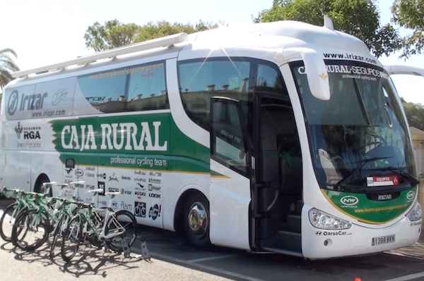 Bus Caja Rural - Seguros RGA