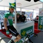 Sevilla también tiene un calor especial para la llegada de La Vuelta