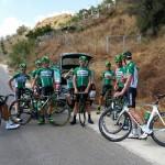 Primera toma de contacto con el calor de Andalucía en Málaga