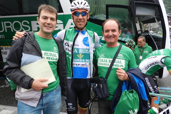 Etapa 12 La Vuelta 2015