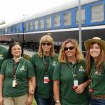 El tren de La Vuelta nos lleva de Calatayud a Tarazona sumando más alimentos