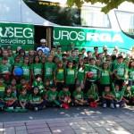 Energía y vitalidad de color verde para el último empujón de esta Vuelta 2015
