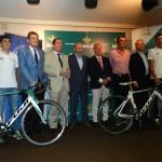 Burgos recibe con los brazos abiertos a nuestro equipo y la iniciativa solidaria