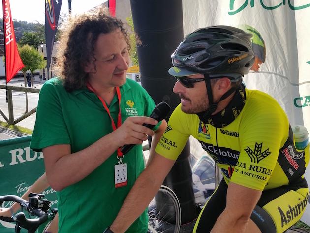 Etapa 10 La Vuelta 2016 (Lugones - Lagos)