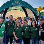 Gran jornada de ciclismo y solidaridad en unas tierras asturianas que nunca defraudan