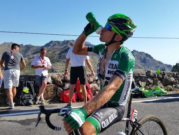 Etapa 3 La Vuelta 2016 (Marín - Mirador de Ézaro)