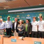 En marcha la iniciativa de Caja Rural y Seguros RGA en favor del programa 'Trainers Paralímpicos' de Fundación ONCE