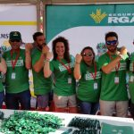 Entrega y compromiso en un brillante Día Solidario con toda La Vuelta sumándose a la causa