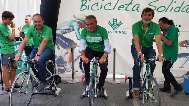 Etapa 18 La Vuelta (Requena - Gandía)