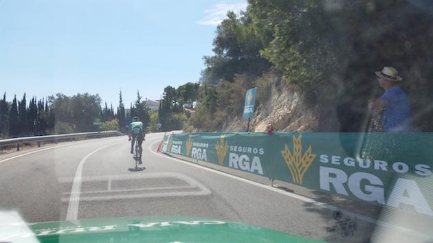 Etapa 19 La Vuelta (Jávea - Calpe)