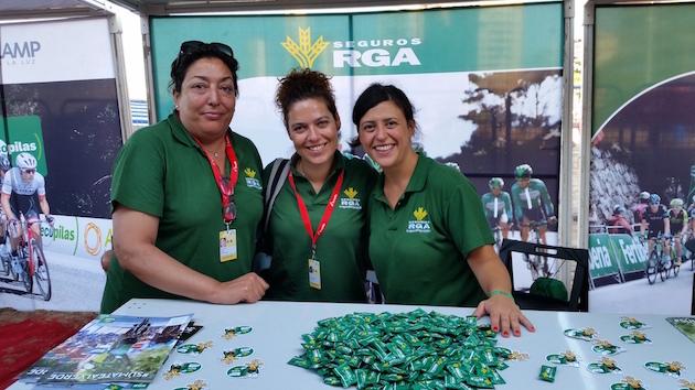 Etapa 20 La Vuelta 2016 (Benidorm - Aitana)
