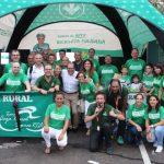 Rabia, ambición y kilómetros de solidaridad frente a las inclemencias