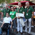 Cruzamos la meta de La Castellana batiendo récord solidario
