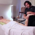La importancia de los masajes en una gran prueba por etapas como La Vuelta