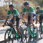 Últimos retoques antes de iniciar la batalla en La Vuelta