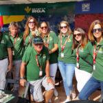 Equipazo, kilómetros de solidaridad y un histórico maillot de La Vuelta