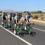 Maquinaria engrasada para el gran desafío de La Vuelta