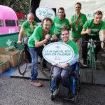 Récord solidario como colofón a La Vuelta 2019 en Madrid